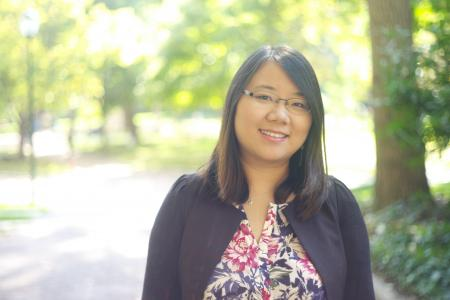 Dr. Jiaying Liu. Photo courtesy of UPenn's Annenberg School for Communication.